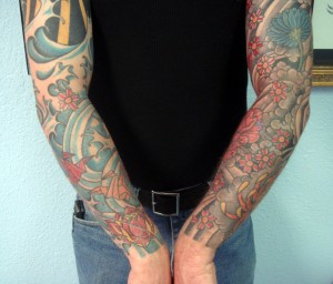john 2 sleeves