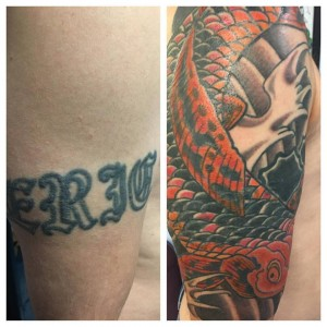 koi cover up 2